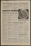 Montana Kaimin, October 17, 1973