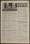 Montana Kaimin, October 26, 1973