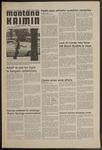 Montana Kaimin, November 6, 1973