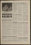 Montana Kaimin, November 8, 1973