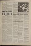 Montana Kaimin, November 29, 1973