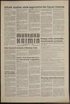 Montana Kaimin, December 4, 1973