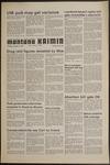 Montana Kaimin, January 17, 1974
