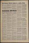 Montana Kaimin, January 22, 1974