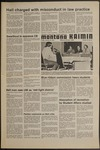 Montana Kaimin, January 25, 1974