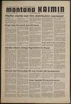 Montana Kaimin, January 30, 1974