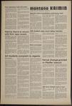 Montana Kaimin, April 4, 1974