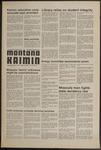 Montana Kaimin, April 17, 1974