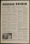 Montana Kaimin, April 18, 1974