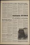 Montana Kaimin, April 19, 1974