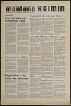 Montana Kaimin, May 1, 1974