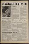 Montana Kaimin, May 16, 1974