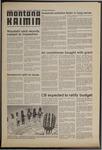 Montana Kaimin, May 23, 1974