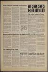 Montana Kaimin, May 31, 1974