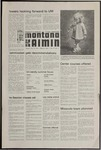 Montana Kaimin, June 10, 1974