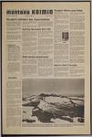 Montana Kaimin, July 16, 1974