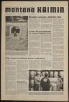 Montana Kaimin, September 25, 1974