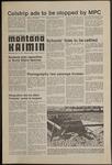Montana Kaimin, October 2, 1974