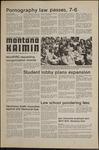 Montana Kaimin, October 8, 1974