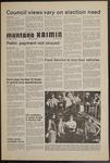 Montana Kaimin, October 29, 1974