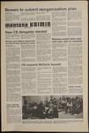Montana Kaimin, November 1, 1974