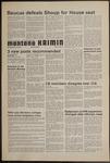 Montana Kaimin, November 6, 1974