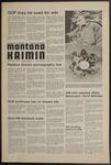 Montana Kaimin, November 8, 1974