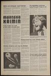 Montana Kaimin, December 3, 1974