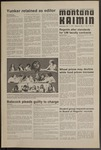Montana Kaimin, December 11, 1974
