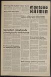 Montana Kaimin, January 15, 1975