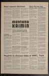 Montana Kaimin, January 16, 1975
