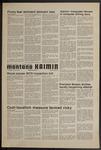 Montana Kaimin, January 23, 1975