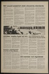 Montana Kaimin, January 28, 1975