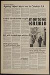 Montana Kaimin, January 29, 1975