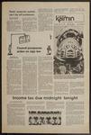 Montana Kaimin, April 15, 1975