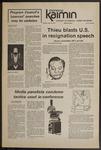 Montana Kaimin, April 22, 1975