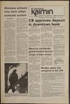 Montana Kaimin, November 26, 1975