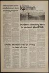 Montana Kaimin, January 23, 1976