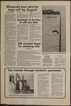 Montana Kaimin, November 9, 1976