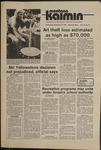 Montana Kaimin, November 17, 1976