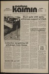 Montana Kaimin, March 1, 1977