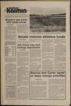Montana Kaimin, April 15, 1977