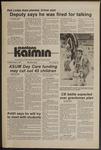 Montana Kaimin, May 3, 1977