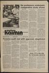 Montana Kaimin, June 3, 1977