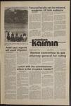 Montana Kaimin, October 20, 1977