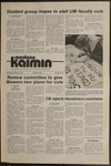 Montana Kaimin, October 27, 1977