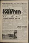 Montana Kaimin, November 3, 1977