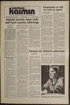 Montana Kaimin, January 18, 1978