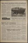 Montana Kaimin, January 27, 1978