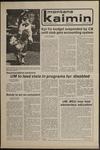 Montana Kaimin, May 31, 1979